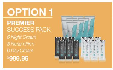 A Nerium Distributor Starter pack