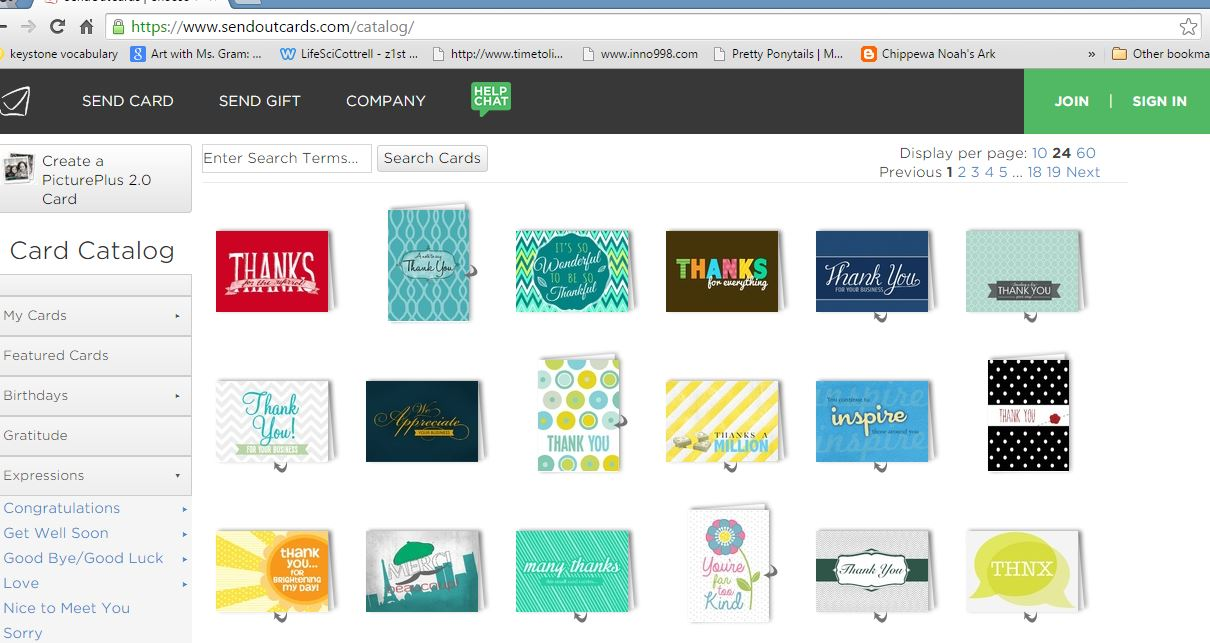 SendOutCards – Send Greeting Cards to Anyone and Make Money!