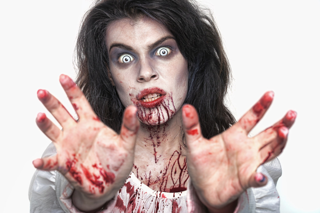 Network Marketing Can leave you zombified
