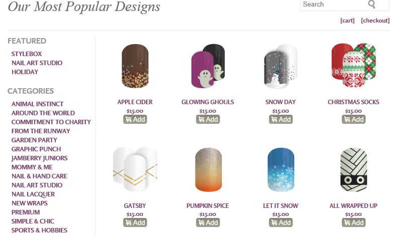 Jamberry Nails mlm review