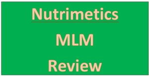 Nutrimetics Skin Care – Good Opportunity Or Flim Flam?