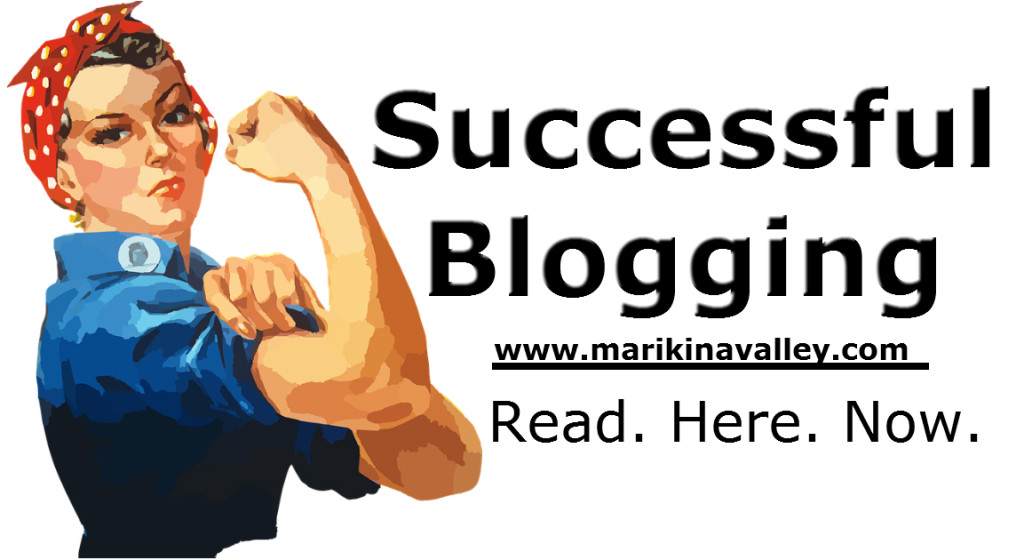 succesful blogging