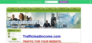 traffic lead website