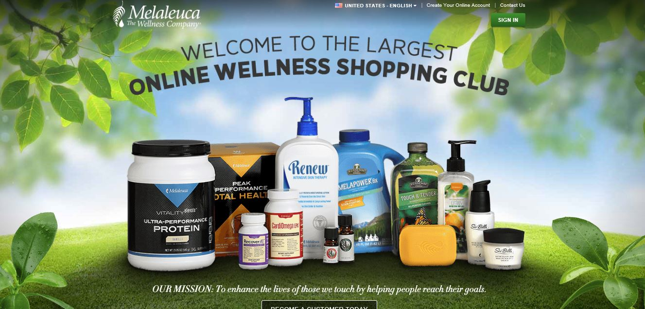 Melaleuca MLM Review