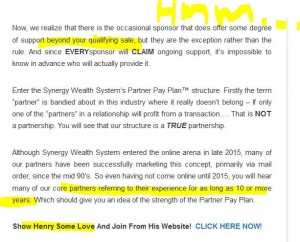 Synergy Wealth System Review – Money with Mail?